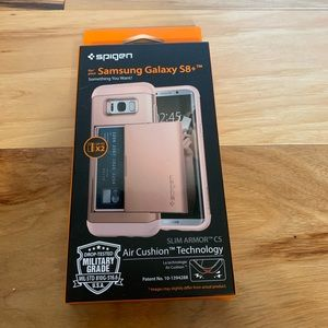 Spigen Samsung Galaxy s8 slim armor cell case